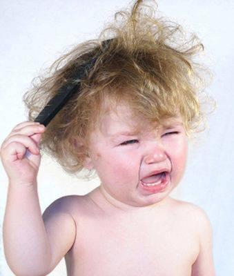почему у ребенка плохо растут волосы, у ребенка не растут волосы